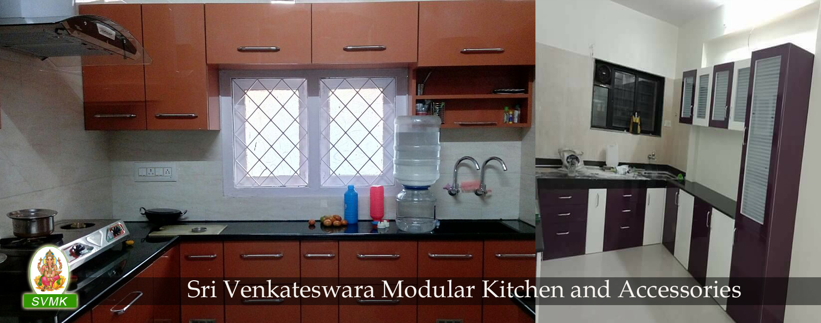 Sri Venkateswara Modular Kitchen Interior Designer In